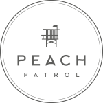 peach patrol newprene leather fashion